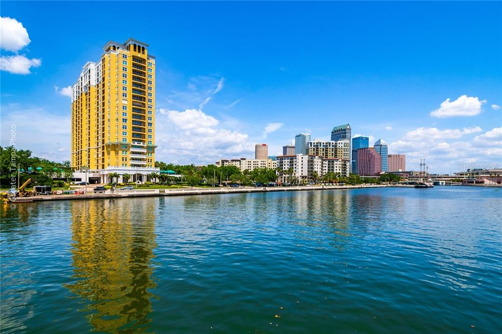 345 BAYSHORE BOULEVARD #503 Property Photo - TAMPA, FL real estate listing