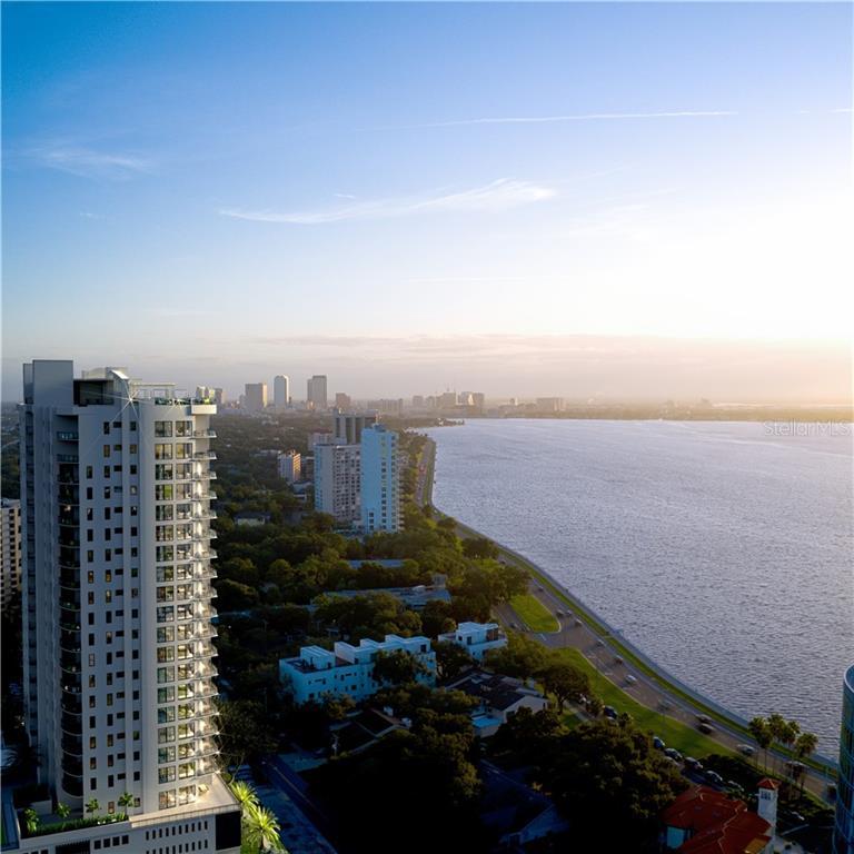 2910 W BARCELONA STREET #1001 Property Photo - TAMPA, FL real estate listing