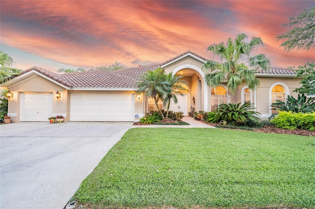 9111 WOODRIDGE RUN DRIVE Property Photo - TAMPA, FL real estate listing