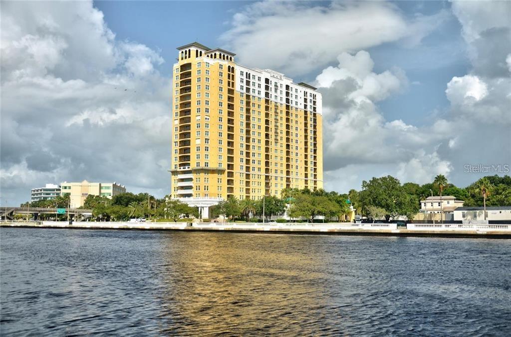 345 BAYSHORE BOULEVARD #602 Property Photo - TAMPA, FL real estate listing