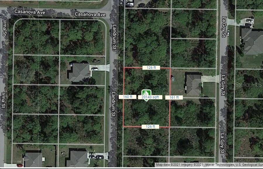 Lot 10 & Lot 11, Landrum Street Property Photo