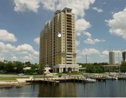 345 BAYSHORE BOULEVARD #1607 Property Photo - TAMPA, FL real estate listing