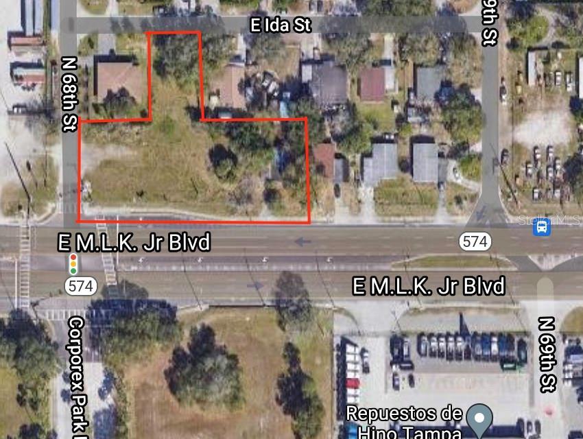6808 E Dr Martin Luther King Jr Boulevard Property Photo