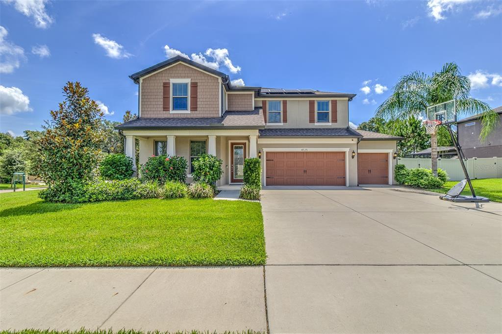 4525 Glassyrock Drive Property Photo
