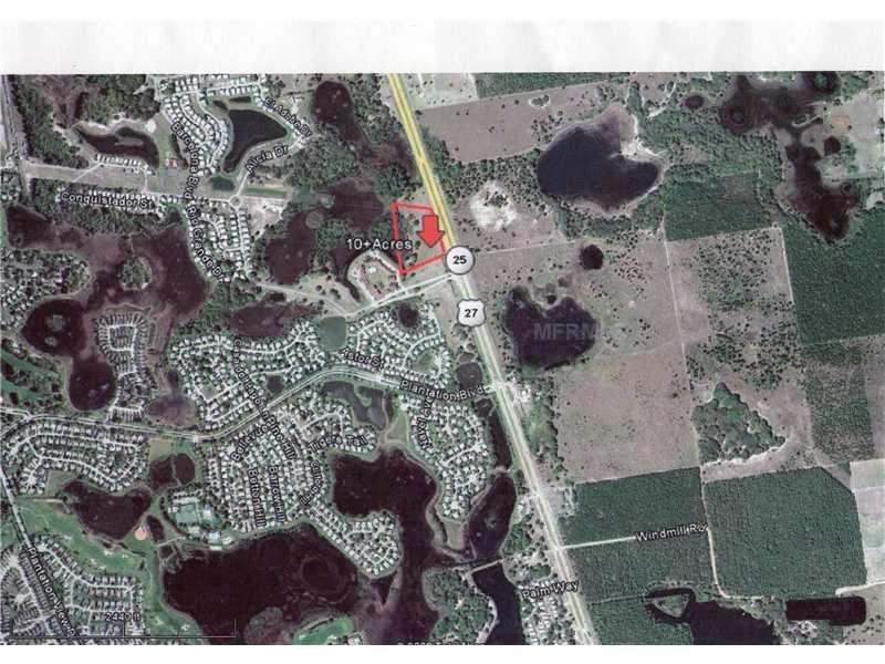 SR 27 Property Photo - LEESBURG, FL real estate listing