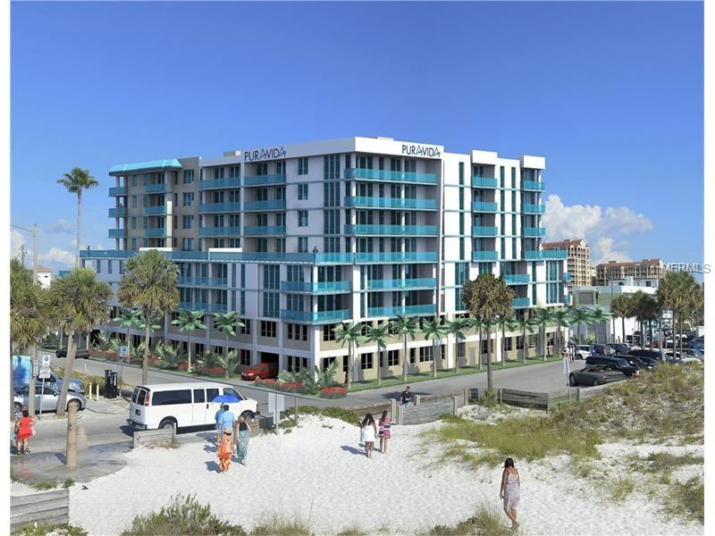15 AVALON ST #6E/602 Property Photo - CLEARWATER BEACH, FL real estate listing