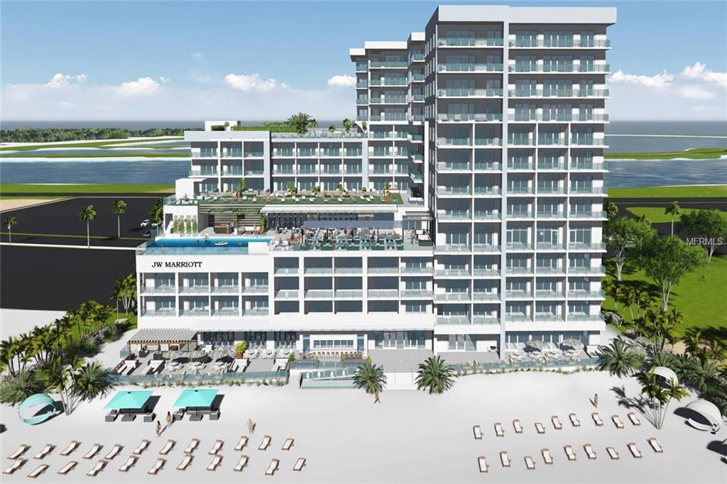 691 S Gulfview Boulevard #1506 Property Photo