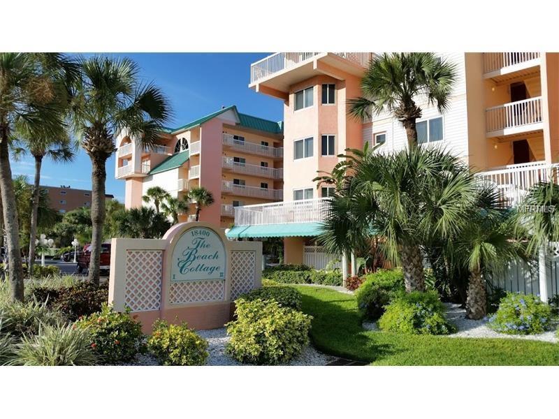 18400 Gulf Boulevard #1505 Property Photo