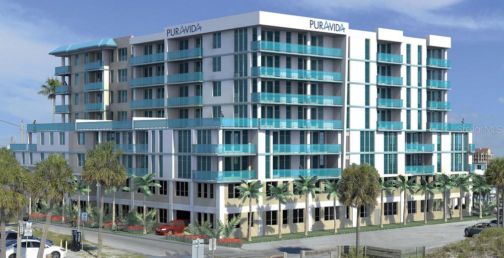 15 AVALON ST #6F/603 Property Photo - CLEARWATER BEACH, FL real estate listing