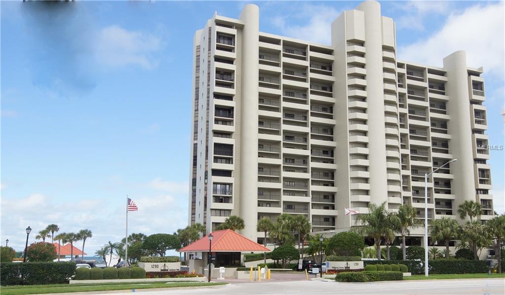 1290 Gulf Boulevard #1808 Property Photo