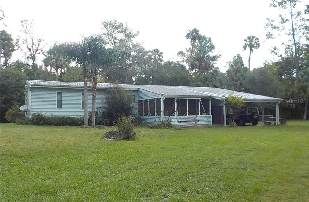24421 TRESPASS TRAIL, ASTOR, FL 32102 - ASTOR, FL real estate listing