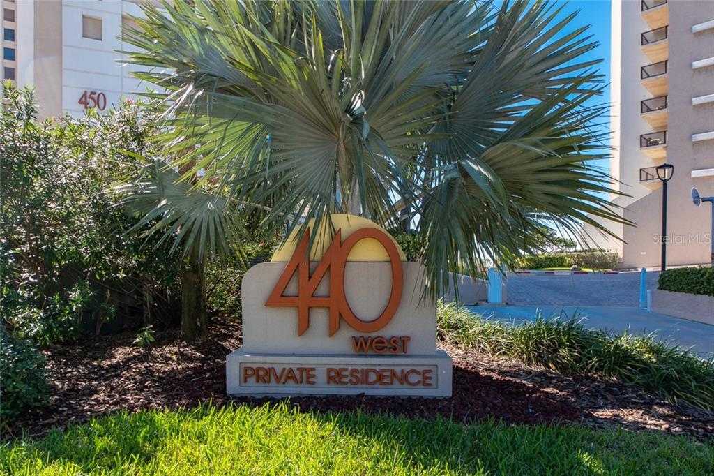 450 S GULFVIEW BOULEVARD #807 Property Photo - CLEARWATER BEACH, FL real estate listing