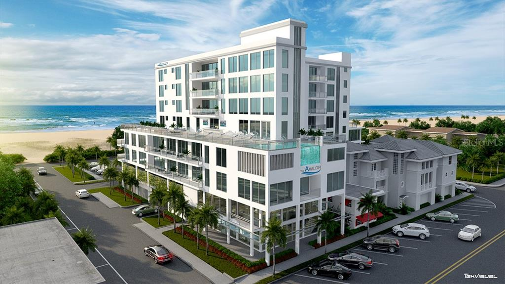 24 AVALON ST #501 Property Photo - CLEARWATER BEACH, FL real estate listing