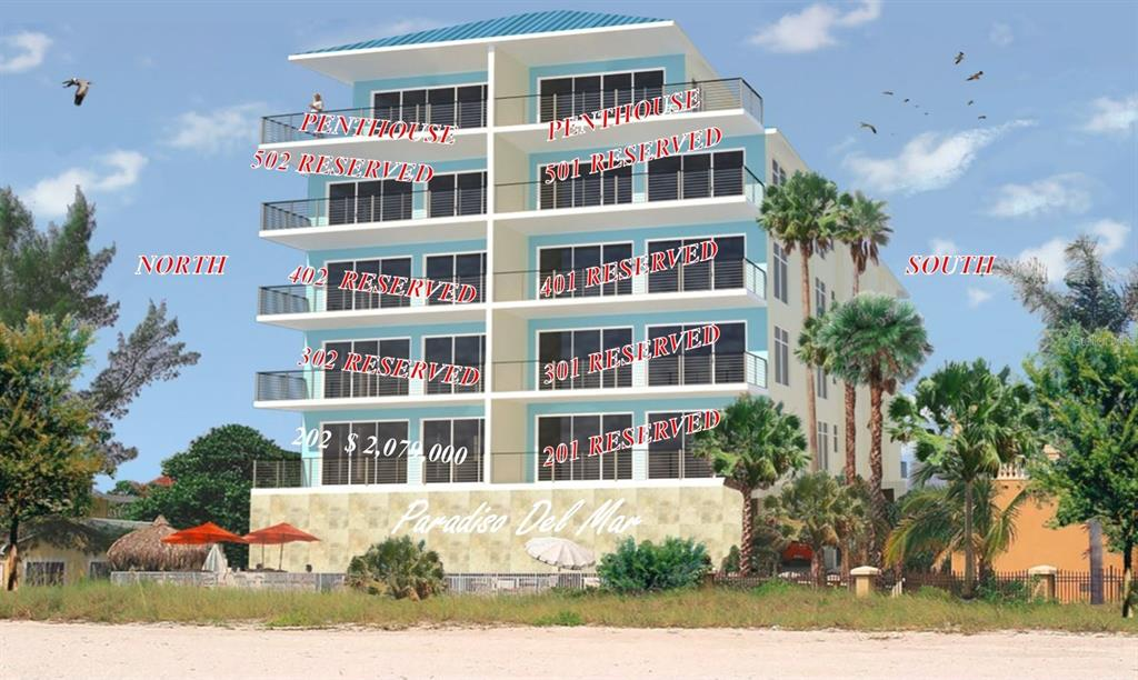 19738 GULF BOULEVARD #502-N Property Photo - INDIAN SHORES, FL real estate listing