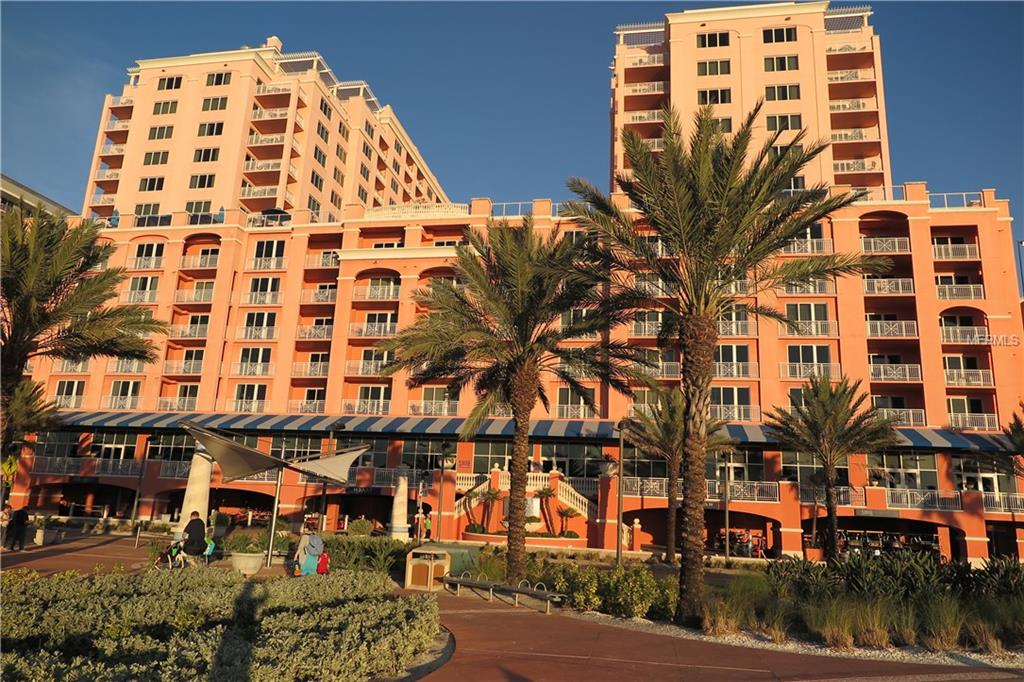 301 S Gulfview Boulevard #809 Property Photo