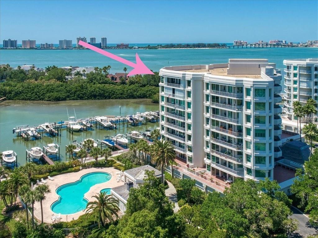 1 SEASIDE LN #802 Property Photo - BELLEAIR, FL real estate listing
