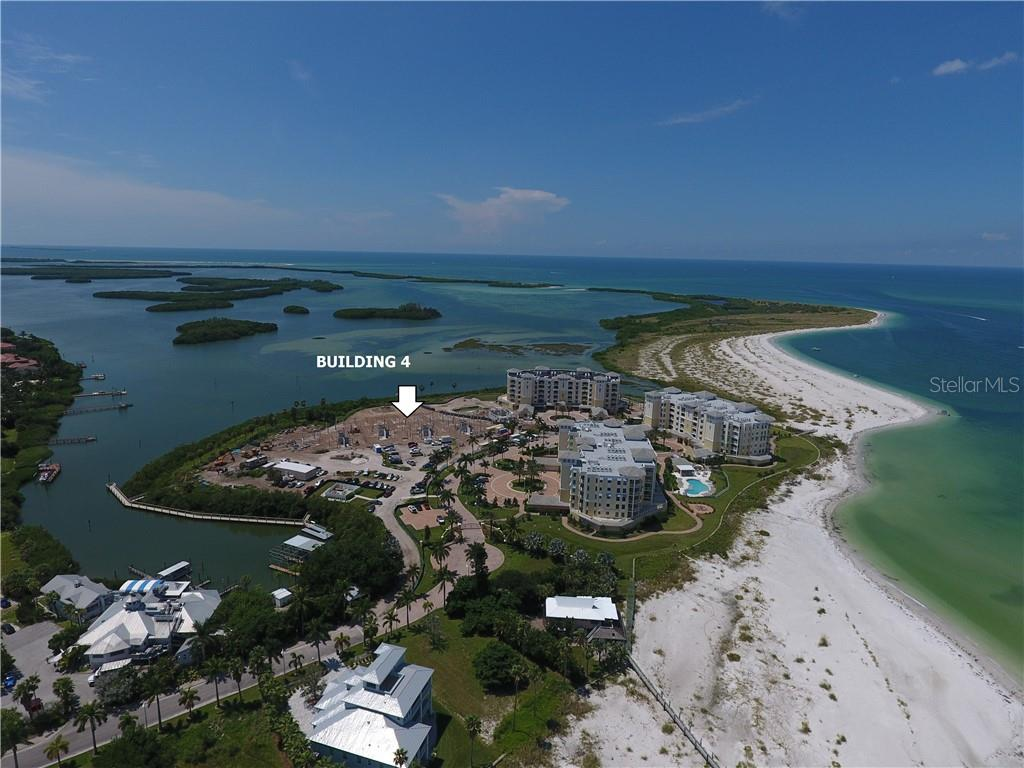 755 COLLANY ROAD #602 Property Photo - TIERRA VERDE, FL real estate listing
