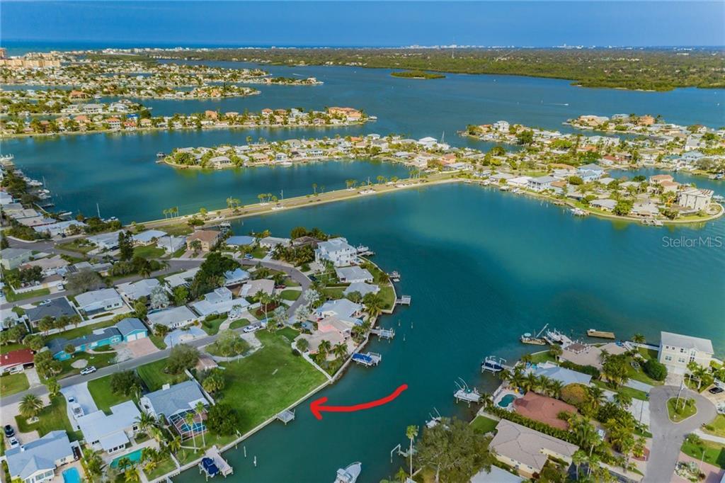 16025 REDINGTON DR #Lot 2 Property Photo - REDINGTON BEACH, FL real estate listing