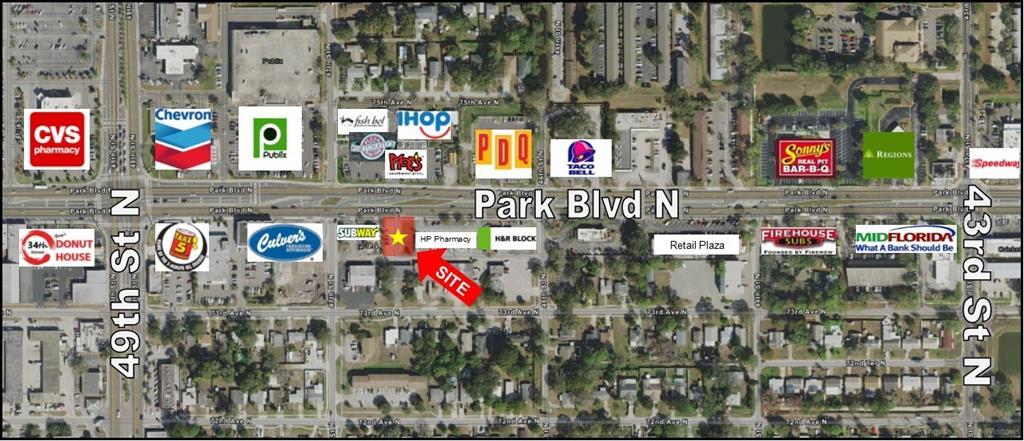 4672 PARK BOULEVARD Property Photo - PINELLAS PARK, FL real estate listing