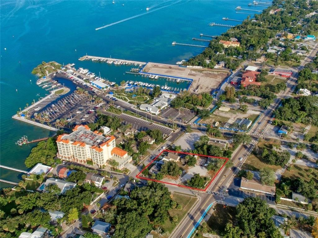 714 N FORT HARRISON AVENUE Property Photo - CLEARWATER, FL real estate listing