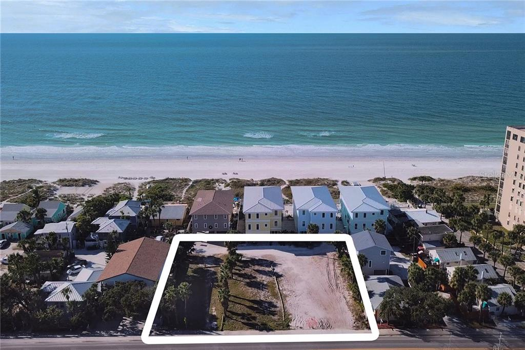 814-818 GULF BOULEVARD Property Photo - INDIAN ROCKS BEACH, FL real estate listing