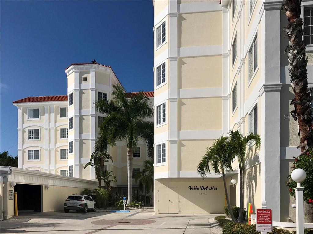 1860 N FORT HARRISON AVE #105 Property Photo - CLEARWATER, FL real estate listing