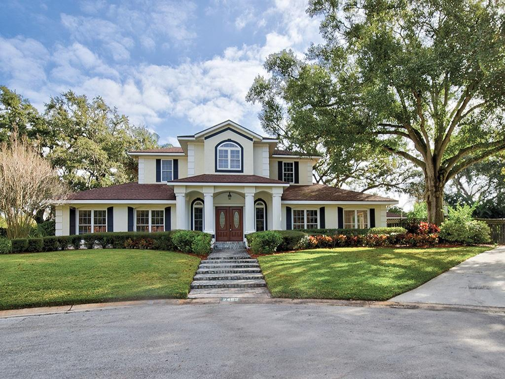 2452 CHANNING CIRCLE Property Photo - CLEARWATER, FL real estate listing