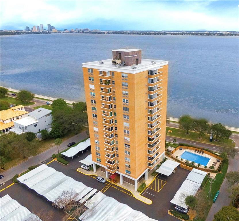 4015 BAYSHORE BLVD #16A Property Photo - TAMPA, FL real estate listing