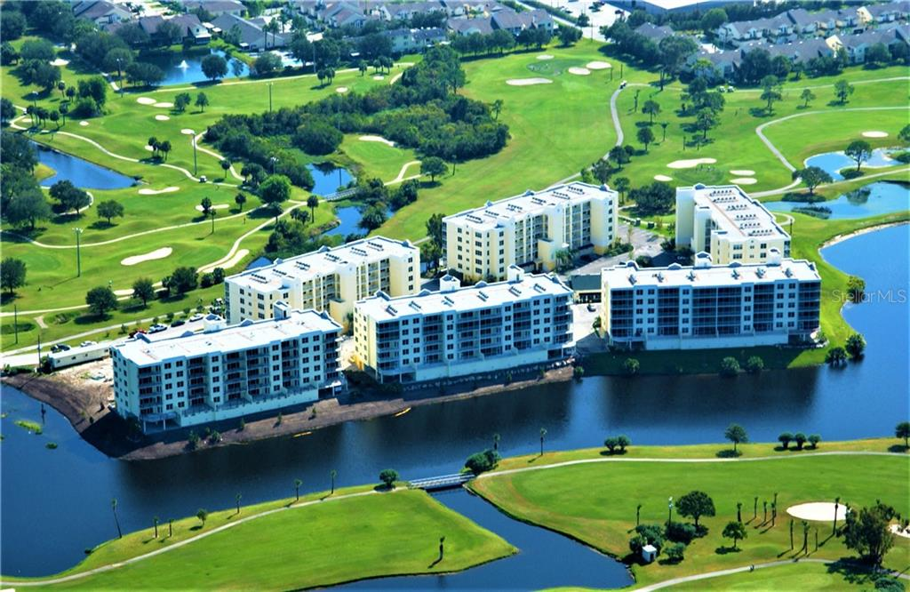 1200 COUNTRY CLUB DR #3501 Property Photo - LARGO, FL real estate listing