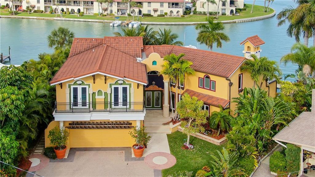 14 ISLAND DRIVE Property Photo - TREASURE ISLAND, FL real estate listing