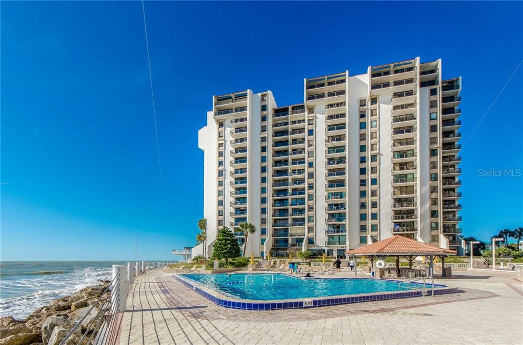 440 S GULFVIEW BOULEVARD #1601 Property Photo - CLEARWATER, FL real estate listing