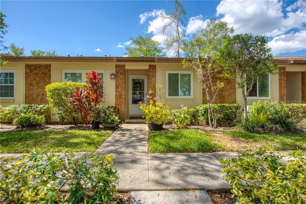 840 MACLAREN DRIVE N #C Property Photo - PALM HARBOR, FL real estate listing