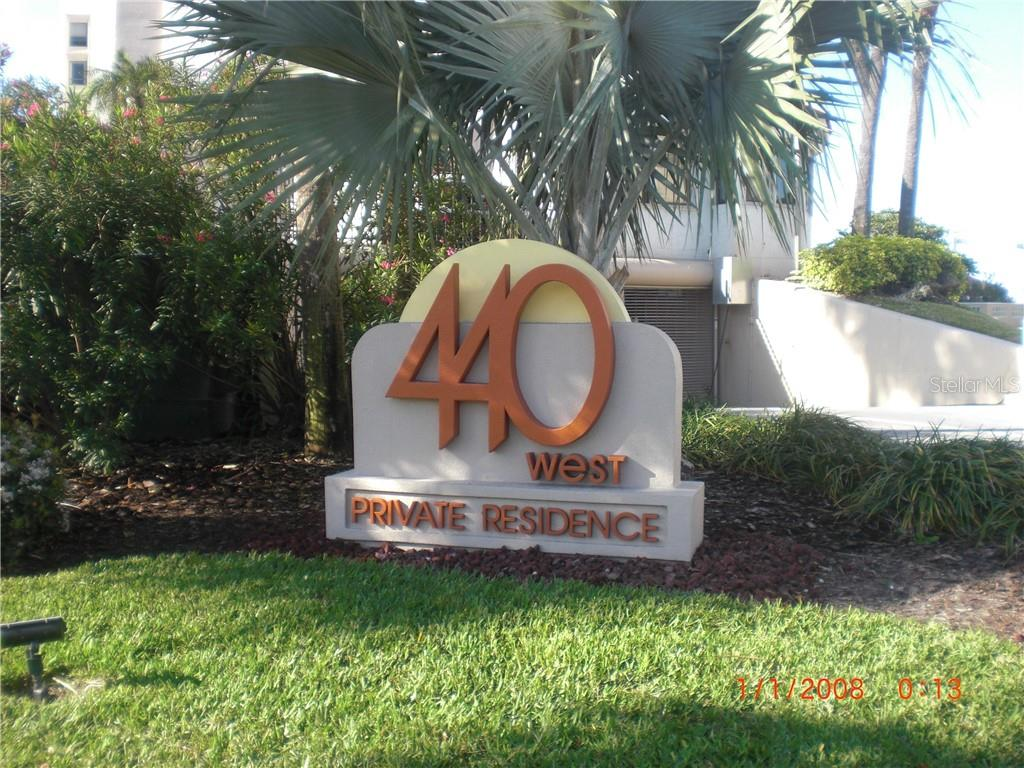 440 S GULFVIEW BOULEVARD #701 Property Photo - CLEARWATER, FL real estate listing