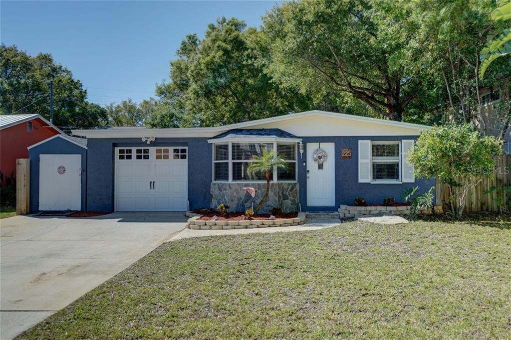 225 ONTARIO AVENUE Property Photo - CRYSTAL BEACH, FL real estate listing