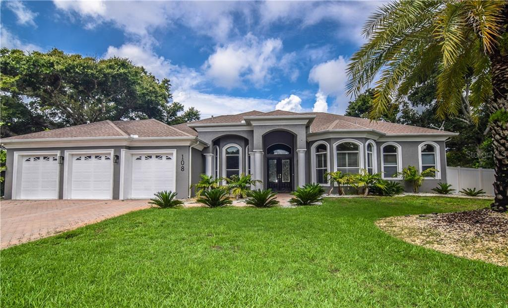108 PALMETTO LANE Property Photo - LARGO, FL real estate listing