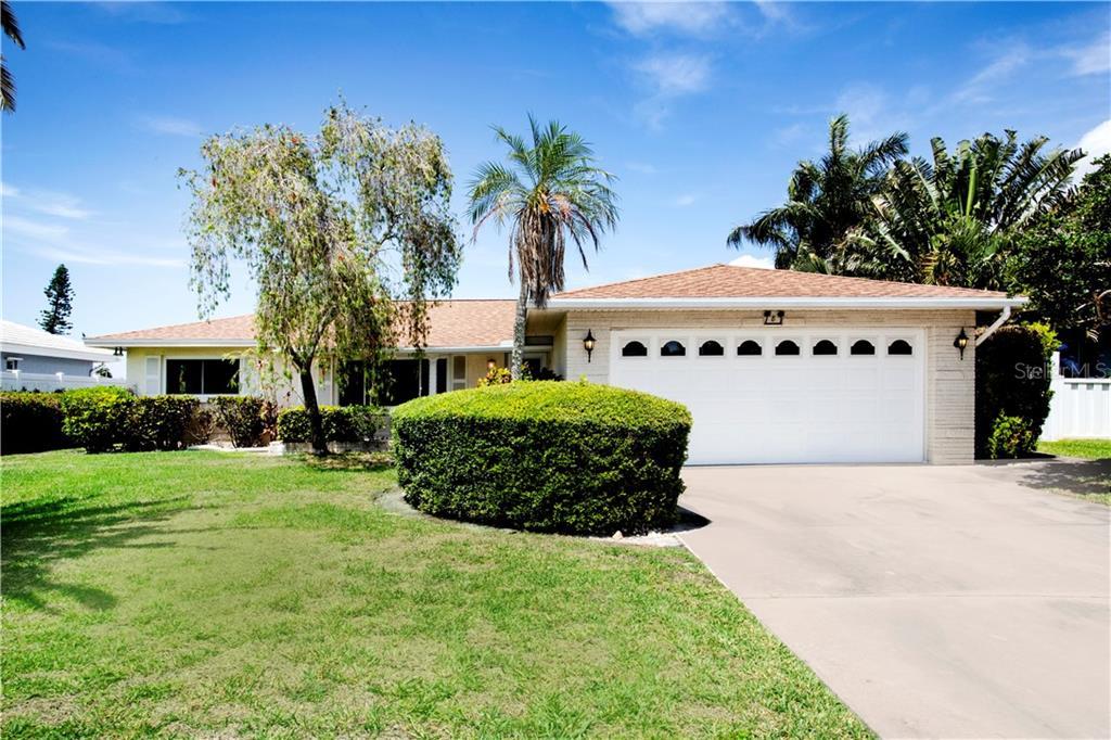 8 ISLAND DRIVE Property Photo - TREASURE ISLAND, FL real estate listing