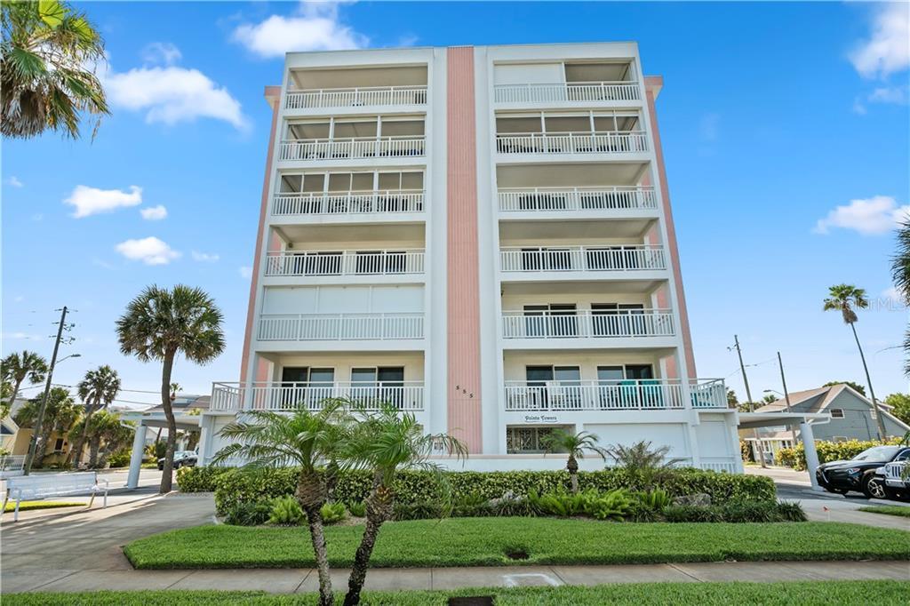 555 Gulf Way #6s Property Photo
