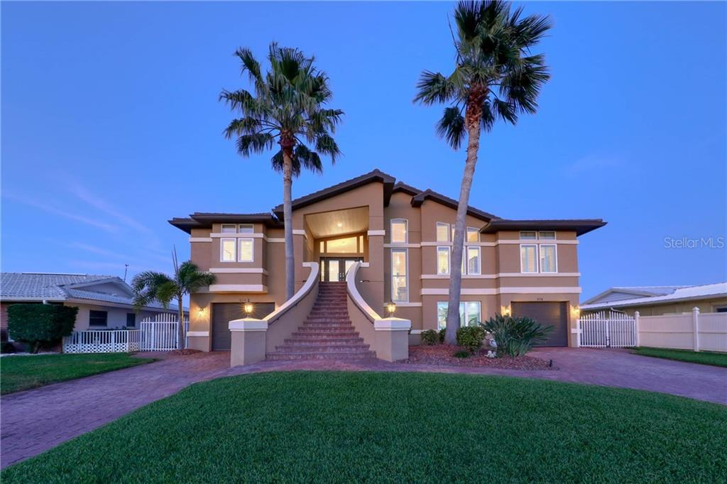 514 HARBOR DRIVE N Property Photo - INDIAN ROCKS BEACH, FL real estate listing