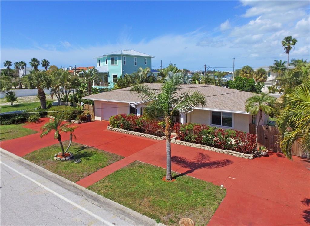 601 BOCA CIEGA ISLE DR Property Photo - ST PETE BEACH, FL real estate listing