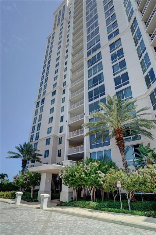 331 CLEVELAND ST #405 Property Photo - CLEARWATER, FL real estate listing