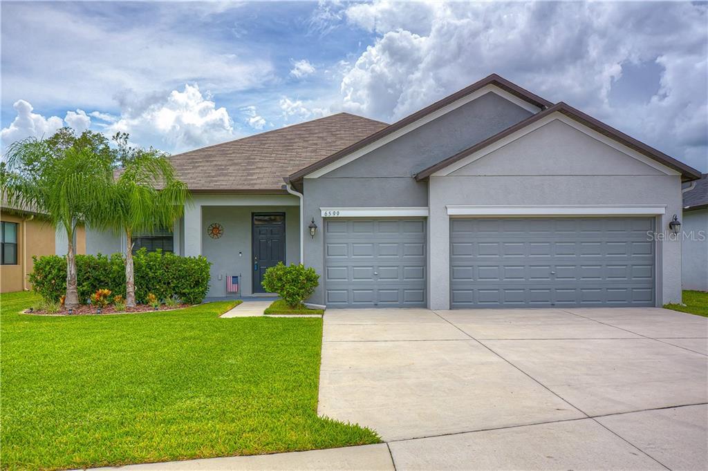 6599 PADEN WHEEL STREET Property Photo - ZEPHYRHILLS, FL real estate listing