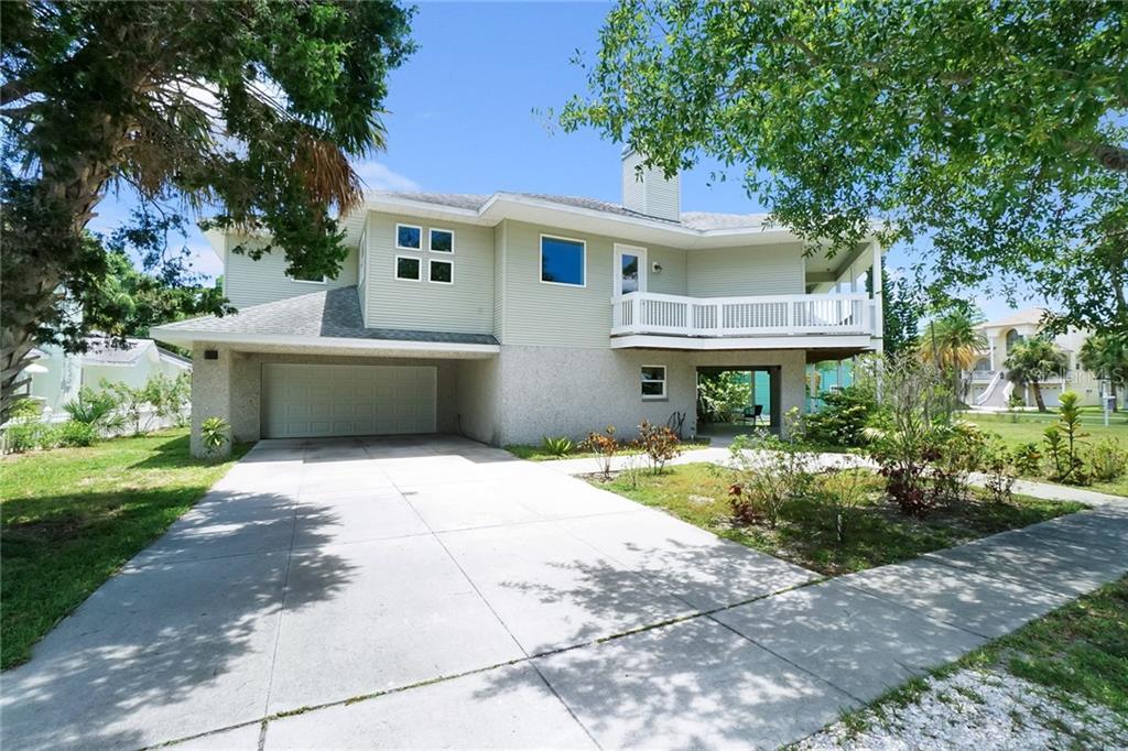 503 S MAYO STREET Property Photo - CRYSTAL BEACH, FL real estate listing