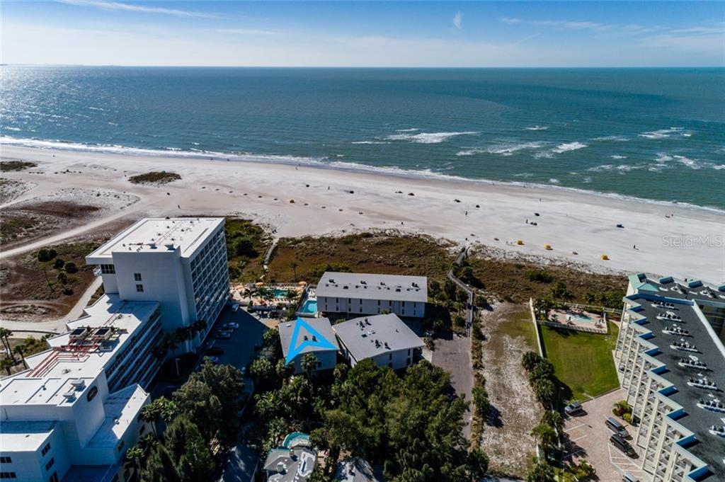 204 120TH AVENUE W #C-1 Property Photo - TREASURE ISLAND, FL real estate listing