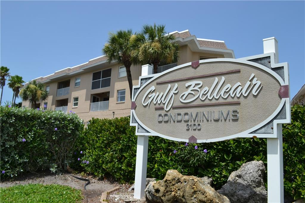 3100 GULF BLVD #211 Property Photo - BELLEAIR BEACH, FL real estate listing