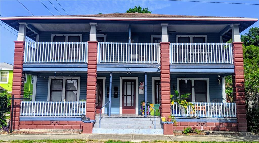 254 24TH STREET N Property Photo - ST PETERSBURG, FL real estate listing