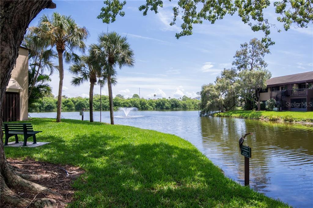 730 S VILLAGE DRIVE N #201 Property Photo - ST PETERSBURG, FL real estate listing