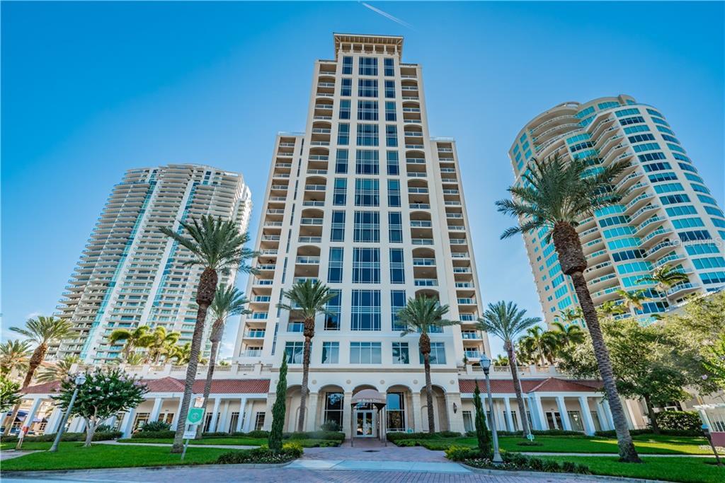 100 BEACH DR NE #1900 Property Photo - ST PETERSBURG, FL real estate listing
