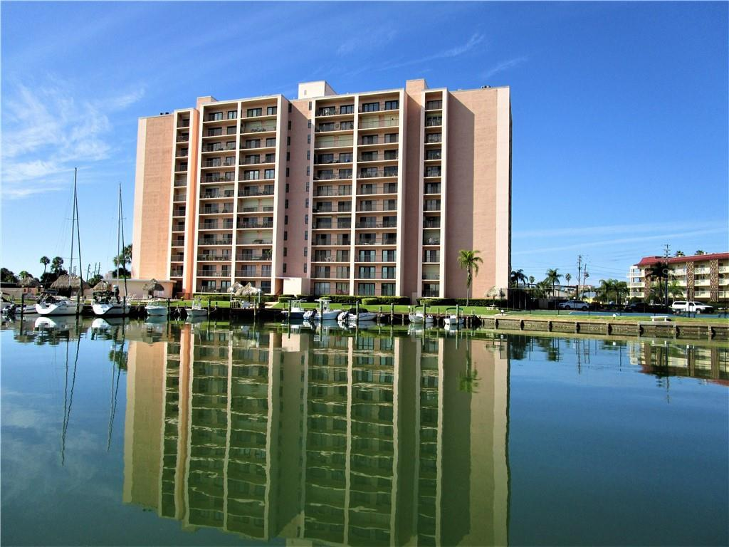 51 ISLAND WAY #301 Property Photo - CLEARWATER, FL real estate listing