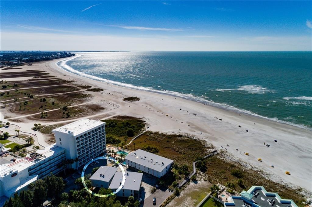 204 120TH AVENUE W #C-2 Property Photo - TREASURE ISLAND, FL real estate listing
