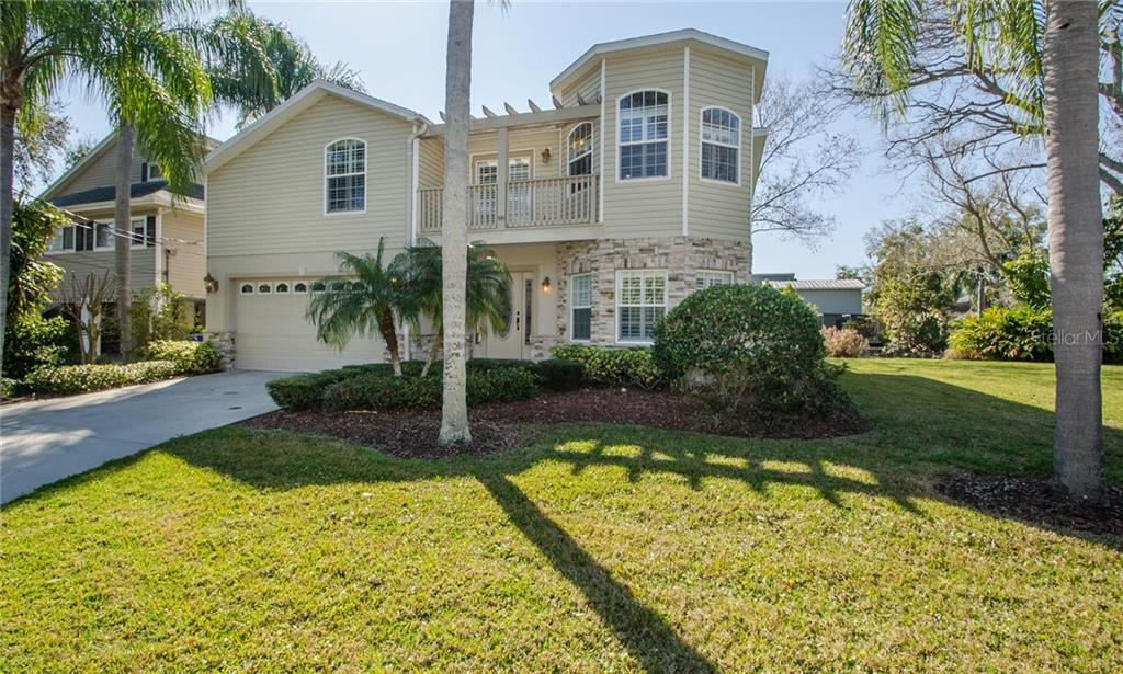 98 S CANAL DRIVE Property Photo - PALM HARBOR, FL real estate listing